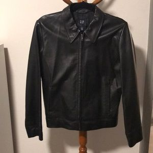 100% leather from GAP